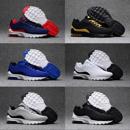 Wholesale Grey Outlet - 2018 Factory outlet Men Air Cushion 95 Running Shoes Authentic Sports Shoes For Men Top Sneakers designer shoes