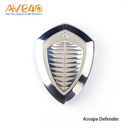 Wholesale Wholesale Pods - Asvape Defender AIO Kit with 1200mAh Built-In Battery Defender Device with 4ml Capacity Pod 100% Original