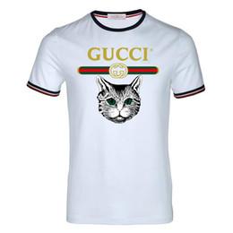 856edb4dc 2019 camisas casuais homem projetos Design de verão, camiseta masculina de  verão, camisa masculina