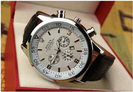 Wholesale Thinnest Waterproof Wrist Watch - Watch men Luxury Brand Women Lovers Watch Waterproof leather fashion simple Couples wrist thin Wristwatches Relogio Masculino