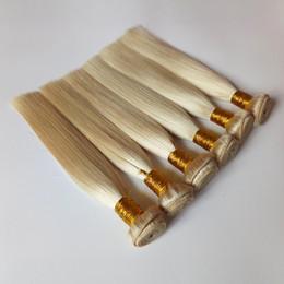 Canada Fournitures de mode européenne White extensions de cheveux dames blond 613 # 8-26inch 100g / pc douce et lisse longue vie fabrication européenne de cheveux de l'Inde supplier india extension Offre
