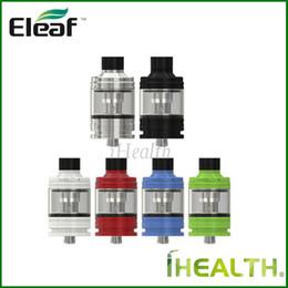 eleaf melo tank Promotion Atomiseur Eleaf Melo 4 original avec réservoir EC2 Melo 4 D22 2 ml / réservoir D25 4,5 ml pour kit ikunn i80 / i200