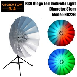 Wholesale active shops - Umbrella Light 20Inch RGB Eye-Catcher For Decorative Purposes in shops,display windows,fair stands,hotels,bars and clubs