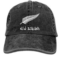 Frauen denim hüte online-Neuseeland Unisex Baumwolle Denim Hat Retro Dad Cap für Männer oder Frauen gewaschen