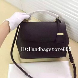 Wholesale black leather clutch purse - AAA quality Women luxury Designer MICHAEL KALLY handbag famous brand flap Bag Message bags Purse lady cover Shoulder clutch bag saddle bags