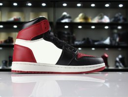Wholesale Boxing Medal - New 1s High OG Game Royal Banned Shadow Bred Toe Basketball Shoes Men 1s Shattered Backboard Silver Medal Sneakers With Box