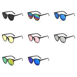 Wholesale Korean Men Sun Glass Fashion - Popular Design Decorative Eyeglasses Fashion Ultraviolet Proof Sunglasses Korean Style Vintage Sun Glasses For Men And Women New 3 8ol Z