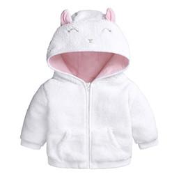 Chaqueta de otoño 2018 para niños estilo nuevo para niñas otoño e invierno chaqueta de niños para 3-18 meses de edad desde fabricantes