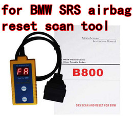 Wholesale repair systems - New arrival! Airbag repair instrument testing for BMW SRS airbag reset scan tool