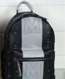 Wholesale Black Genuine Leather Backpack - 2017 brand hot new product fashion rooster bag hot punk style designer backpack 03