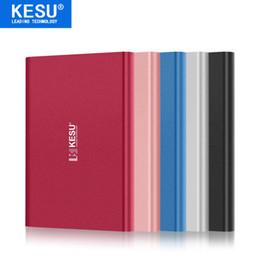 2019 externe festplattenverkäufe Verkauf KESU 500GB 2,5