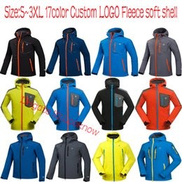 Wholesale brown winter coat men - face Brand Men Waterproof Breathable Jacket Men Outdoors Sports Coats women Ski Hiking Windproof Winter Outwear Soft Shell men hiking jacket