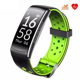 умные часы подходят Скидка плавание артериального давления монитор сердечного ритма smart watch мужчины женщины reloj hombre 2018 montre спорт кардио часы часы fit часы