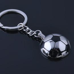Sport fußball schlüsselanhänger online-Russland WM Metall Sport Fußball Fußball Herren Neuheit Schmuckstück Schlüsselbund Schlüsselanhänger - Legierung Schlüsselanhänger Autoschlüssel Ring Lustige Geschenke