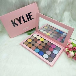 palette gloss kylie Rabatt KYLIE LEER GROßE PRO PALETTE Lidschatten Kyliejenner Make-up Bleistift Make-up Lipgloss Kilie Lippenstift Glitter Lidschatten