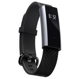 Wholesale international english - Original Xiaomi Huami AMAZFIT A1603 Smartband Fitness Tracker Heart Rate Pedometer Smart Wristband For Android iOS International