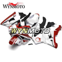 98 carenagem negra do trovão Desconto Branco Preto Vermelho Completo Carenagens Para Honda CBR900RR 929 2000 2001 Ano CBR900 RR 00 01 Plástico Corpo Kit Panels Covers