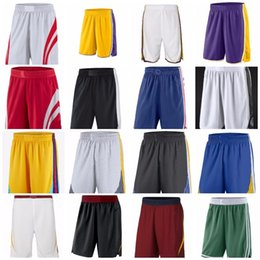 Wholesale cheap army shorts - Mens male 2018 new season Basketball Shorts Wear Lightweight breathable movement summer Cheap high quality embroidery