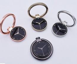 Новый карманные часы сотовые телефоны Аксессуары металл сотовый телефон кронштейн падение кольцо металла кольцо держатель подарок монтирует держатели от