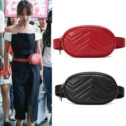 Bolsos de diseño michael online-2018 Nuevos bolsos MICHAEL ISABEL Bolsos de mujer Bolsos de cintura de diseñador Fanny Packs Bolsos de cinturón de señora Bolsos de mujer de marca Famoso