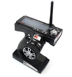 Télécommande Jouets Pièces Accs F01815 Émetteur de contrôleur de pistolet F-GT3B 2.4G 3CH FS GT3B Flysky Aucun récepteur, Pour bateau de voiture de RC ? partir de fabricateur