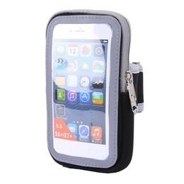 2019 handyausrüstung MenWomen Sportgeräte Run Bag Zubehör Iphone 5 s / 6/6 s / Plus Running TaschenTouch Screen Handy Arme Paket rabatt handyausrüstung