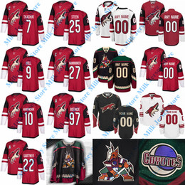 coyote hockey 2019 - Arizona Coyotes Jersey 7 Keith Tkachuk 9 Bobby Hull 10  Dale Hawerchuk 1489cc858