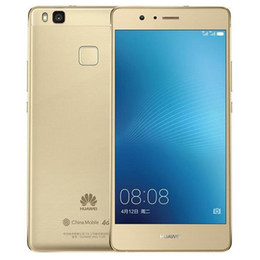 Wholesale Smart Phone 13mp 4g - Original Refurbished Huawei G9 P9 Lite Dual SIM 5.2 inch Octa Core 3GB RAM 16GB ROM 13MP Camera 4G LTE Smart Mobile Cell Phone Post 1pcs