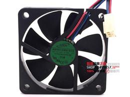 Adda dc fan online-ADDA AD0612MX-G76 Server Square Ventola DC 12V 0.13A 60x60x10mm a 3 fili