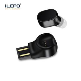 наушники с одним ухом Скидка X11 X12 беспроводной наушник для одного уха Мини портативный Bluetooth-наушники с микрофонной зарядкой в ухе Earbud лучше HBQ Marshall Retail Box