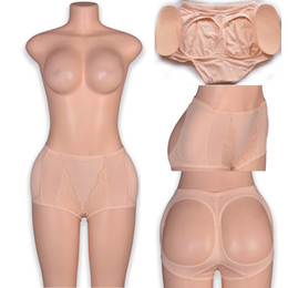 Commercio all'ingrosso sexy delle donne Hip Up imbottito senza soluzione di continuità Butt Enhancer Shaper Mutandine senza soluzione di continuità Tummy controllo mutandine Butt Lifter Hip addome biancheria intima da