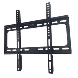 Wholesale wall mount screens - Besegad Wall Mount Stand Bracket Holder for Universal 26-63 inch LCD LED Screen Plasma Flat Panel TV Monitor soporte 50kg pared