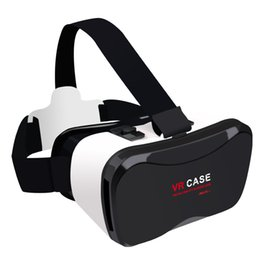 Wholesale 3d Smart Phones - 2018 wireless 3D VR glass case Box for smart mobile phone