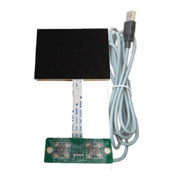 module output Promo Codes - Stable Performance Industrial Embedded Touch Pad Module with Non key caps Right and Left Mouse Buttons,USB Or PS2 Output Support