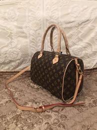 bolso de mano bordado de cuero Rebajas Moda bolsos de las mujeres de la borla de cuero de la PU Totes bolso asa superior bordado bolso de Crossbody bolso de hombro de señora estilo simple bolsos de mano