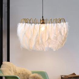 2019 ampoules jaunes bon marché Lampes lumineuses modernes de pendentif de LED Lampes suspendues blanches de dôme romantique pour la lampe Lamparas d'éclairage Luminaria