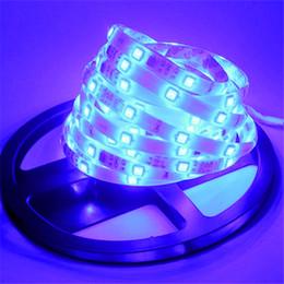 Wholesale Dream Color Led Lights - WS2811 Addressable Smart LED Strip Ribbon Light 5050 RGB SMD 150 Pixels Dream Color Changeable Effects Waterproof IP65 Black White PCB DC12V