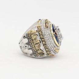 anillos de la serie mundial Rebajas Serie Mundial de Houston Championship the Ring de Astros 2017 para Springer Altuve y Correa, Tamaño 7-15