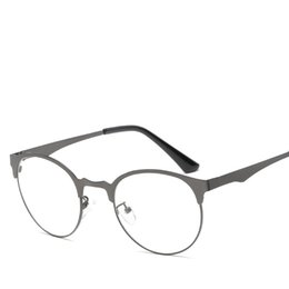 7ea07ed0f8 DOWER ME Fashion New style Trend Men Clear Frame Eyeglasses Transparent  Glasses Clear Glasses Optical Lens oculos