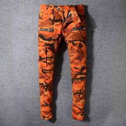 Wholesale Yellow Pants Casual For Men - New Arrival Famous Brand Paris Pierre Clothes Fashion Mens Biker Jeans Scratched Men Casual Cotton Pants Blue For Men Ripped Jeans