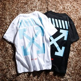 Wholesale Good Shorts - Good quality New Hot Fashion Sale Brand Clothing Men Print Cotton Shirt T-shirt men Women T-shirt S-XL b8037