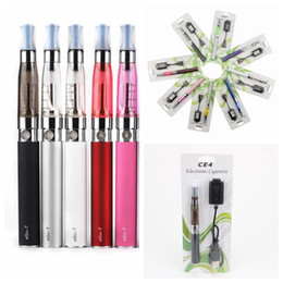 650mah 900mah 1100mah kits de démarreur de cigarette électronique 1.6ml d'atomiseur de Blister CE4 emballant 510 batterie d'ego de stylo de vape de fil ? partir de fabricateur