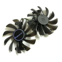 2019 asus e motherboards 2 pçs / lote GF10012H12SPA 0.5A placas de vídeo cooler GTX1080 GPU ventilador Para zotac GeForce GTX 1080 AMP Placa Gráfica GPU de refrigeração