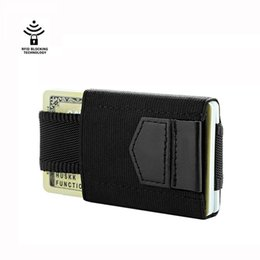 Wholesale bag mens cowhide - Hot sale New Mens Fashion Classic Design Casual Credit Card ID Holder Hiqh Quality Real Leather Ultra Slim Wallet Packet Bag For Mans Womans