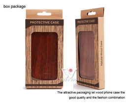 Wholesale I Cases - Free package DIY sublimation custom logo wood cell phone case for iPhone 7plus 8plus 7 8 plus, gift phone case for i Phone