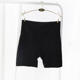 Wholesale Basic Underwear - Newly Breathable Cotton Safety Shorts Pants Women Lady Fashion Pants Seamless Basic Plain Underwear 3 Style Size L XL