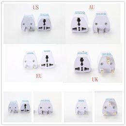 Adattatore universale da viaggio Adattatore da muro AU US EU Adattatore per caricabatterie Plug Adattatore 3 pin Alimentazione CA Per Australia Nuova Zelanda da