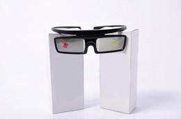 Gläser kostenlos tv online-1pcs Active Bluetooth Shutter 3D Brille FPS3D08 für Hisense TV K680 K681, XT900 XT810 geben Schiff frei