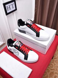 Novo atacado de Alta qualidade Francês Paris camurça de couro dos homens  sapatos casuais de alta top tênis da moda marca de luxo homens formadores  sapatos ... 70bd3ebbe8620
