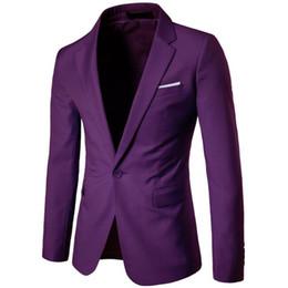 мужские костюмы с контрастными цветными лацканами Скидка Новые мужские тонкие пиджаки повседневная мужчины Blazer хлопок тонкий Англия костюм Blazer мужской куртка Blazer S-6XL
